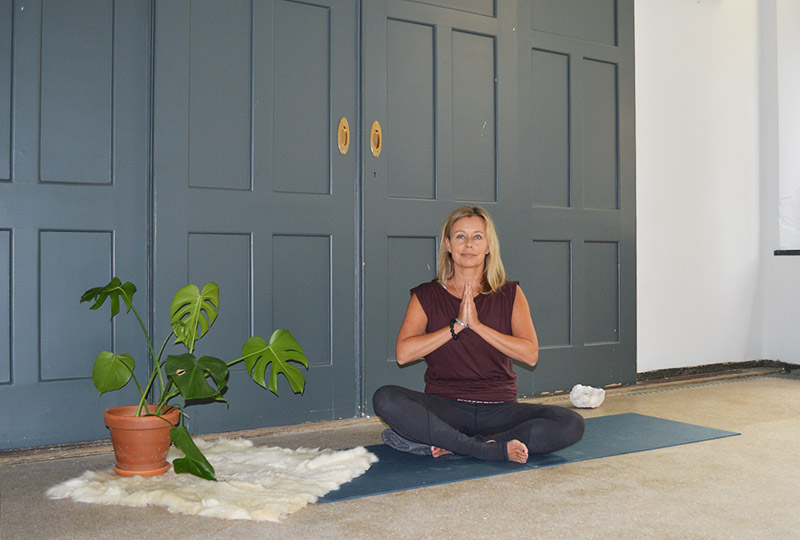 Yoga en More studio Den Bosch 2