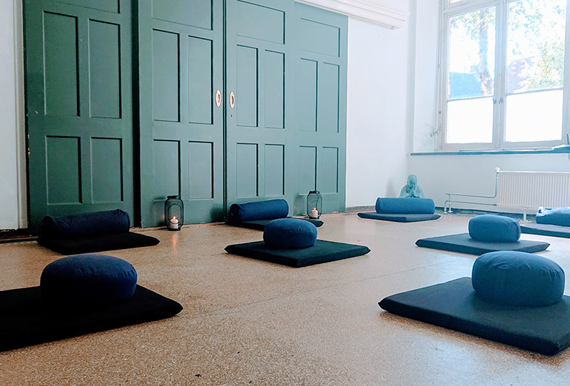 Yoga en More studio Den Bosch