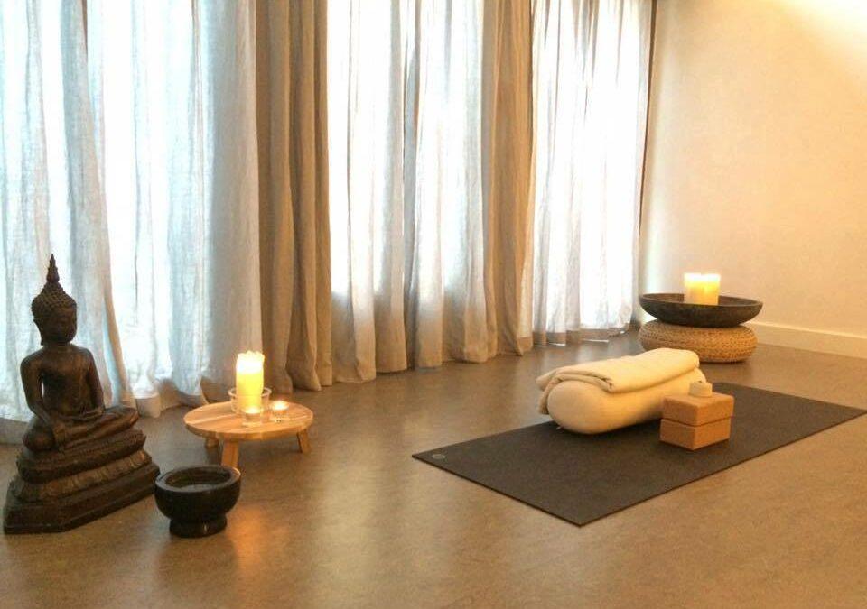 Yin Yoga – Bowspring Yoga Studio – Den Bosch
